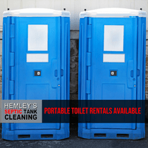 Portable Toilets Rental Hemley 39 S Septic