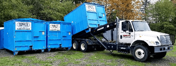Storage Container - Hemley's Septic